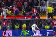 Sergio Ramos offre le 2-1 sur penalty. Capture