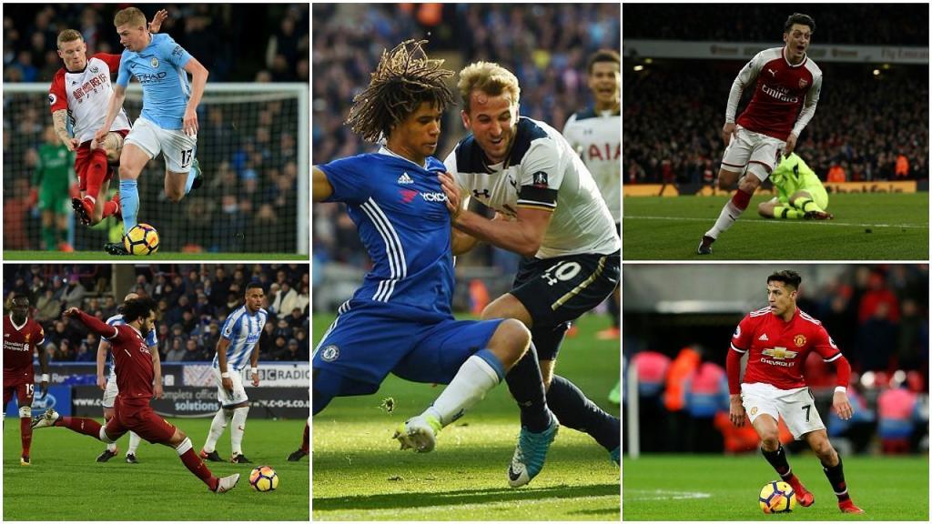 Un nul fou entre Liverpool et Tottenham — Ang
