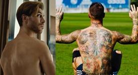 Sergio Ramos tirou todas suas tataugens? Twitter/SergioRamos