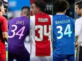 Hommage. UEFA