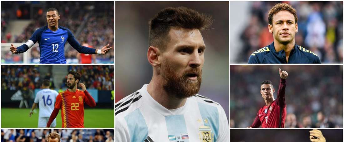 Who are the players to watch at the World Cup. BeSoccer