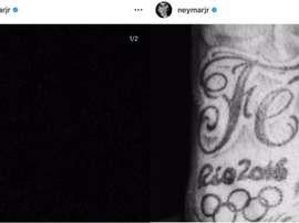 Neymar se uniu à onda de mobilizações contra o preconceito racial. Instagram/neymarjr