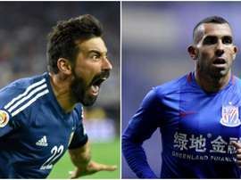 Tevez and Lavezzi are among those affected. BeSoccer