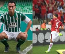 Leandro es bicentenario en su actual club. EFE/InternacionalPortoAlegre