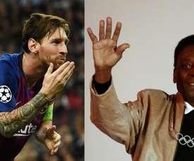 Messi se rapproche du trône. BeSoccer