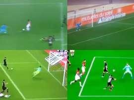 De 2-0 à 2-4 : la 'remontada' de l'OM face à Monaco. Capture/Canal+