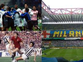 Italy has a lot of big derbies. BeSoccer