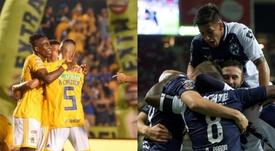 Tigres-Monterrey, la gran final de la CONCACAF Champions League. EFE
