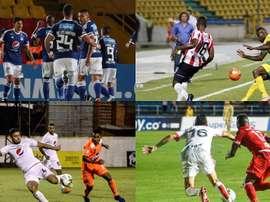 Sigue el directo de la jornada de la Copa Colombia. EFE