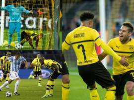 Spanish clubs last six visits to the fortress that is Dortmund. EFE/AFP