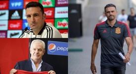 Muchas selecciones cambiaron de técnico tras el Mundial. EFE