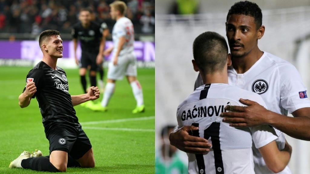 ⚠️El Eintracht confirma que Jovic podría jugar en el Madrid