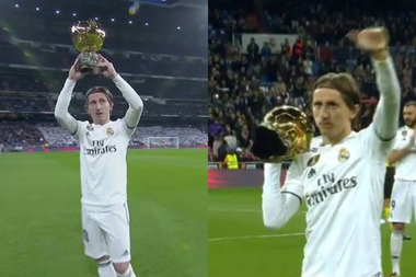 Modric a fait l'unanimité. Capture/beINSports