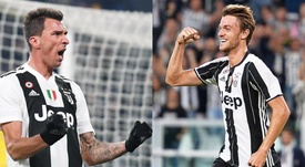 Mandukic and Rugani look set to be offered new deals. EFE