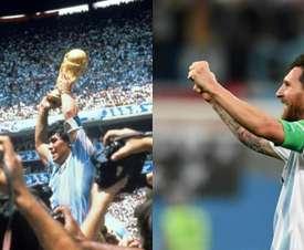 Le débat est rouvert depuis les déclarations de Maradona. EFE