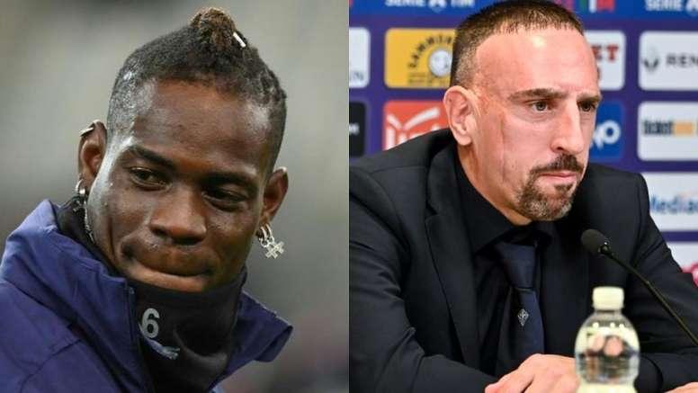 Dos historias trágicas a las que ganó el fútbol. Montaje/AFP