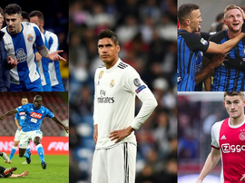 Les alternatives pour Varane. EFE