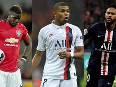 Le gros coup préparé par la Juve : Mbappé, Pogba ou Neymar