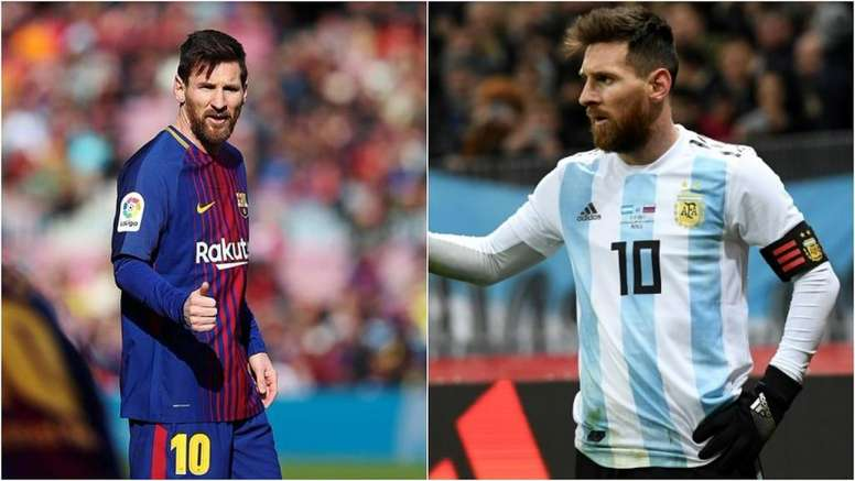 Messi's three challenges for 2018 - BeSoccer