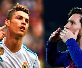 Ronaldo and Messi have vied for the top individual prizes and records  for almost a decade. BeSoccer
