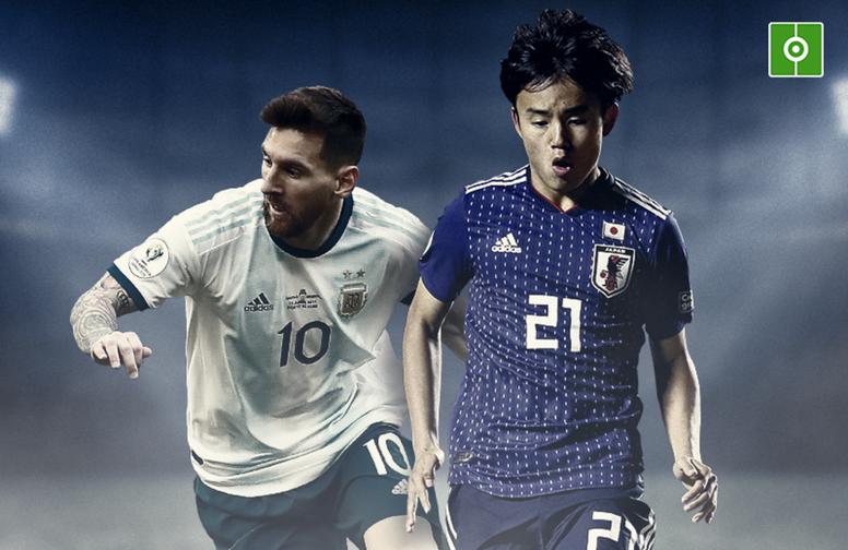 A Kubo le llaman el 'Messi japonés'. BeSoccer