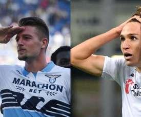 L'Inter souhaite se renforcer. EFE