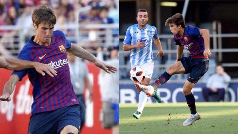 L'Ajax pense également à Riqui Puig et Miranda. FCBarcelona