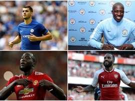 As 10 contratações mais caras do verão na Premier League. BeSoccer