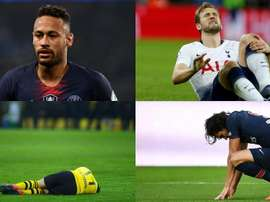 Pas de Neymar, ni de Kane. Montage/BeSoccer