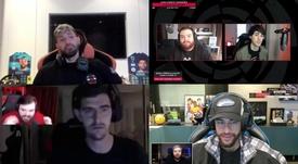 El fúbol y los 'streamers' se retroalimentan. Capturas/Twitch