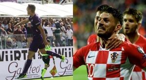 Due desideri per il Barcecllona del futuro. Twitter/Fiorentina/EFE