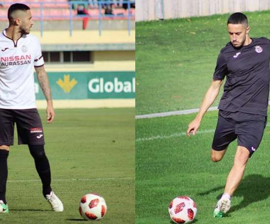 Arroyo es nuevo jugador del Valencia Mestalla. Instagram/arroyo2_oscar