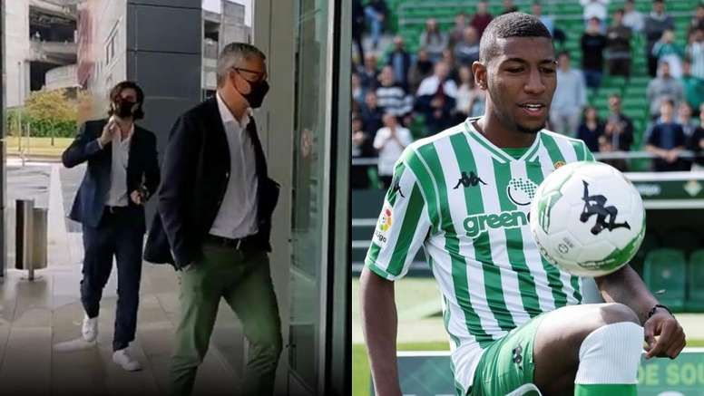 Los agentes del jugador se han reunido en Milán. Milannewsit/EFE