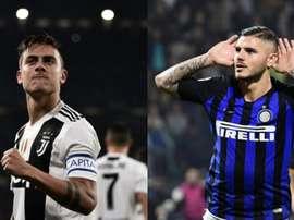 Icardi-Dybala swap deal, 'anti Juve' clause and PSG interest. AFP