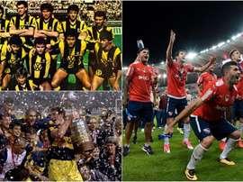 Independiente conquistou a Copa Sul-Americana diante do Flamengo. BeSoccer