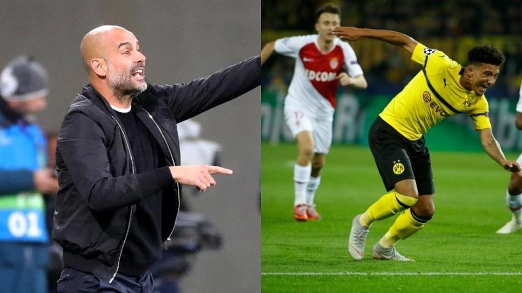 El as en la manga de Pep para cazar a la perla de Dortmund