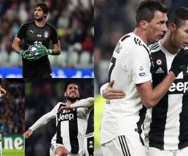 Les 7 écartés de Sarri qui pourraient quitter la Juventus. BeSoccer/EFE/AFP