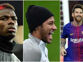 Pogba and Neymar also make the cut. BeSoccer