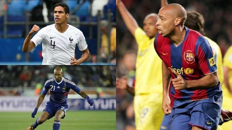 El XI que pudo tener Martinica capaz de ganar la Copa Oro... ¿y algo más?  Montaje/AFP/EFE