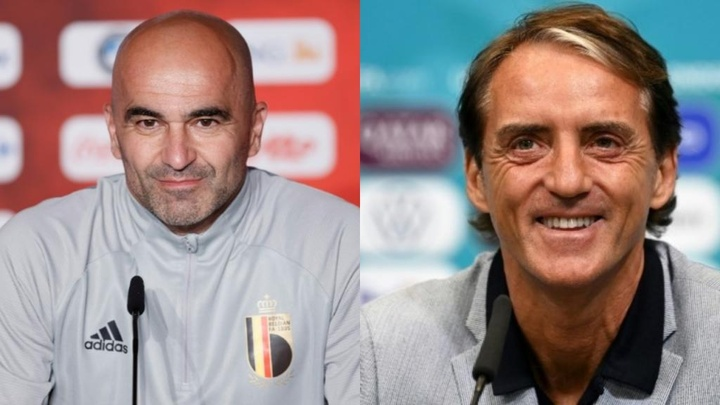 Un Bélgica-Italia con aroma a FA Cup. AFP