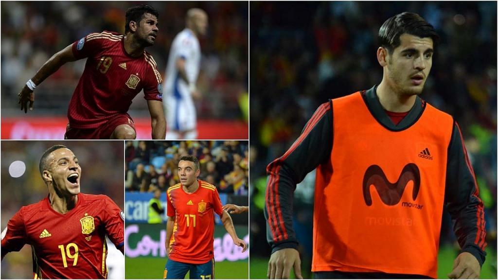 Sin Messi Argentina fue un papelón contra España y perdió por goleada