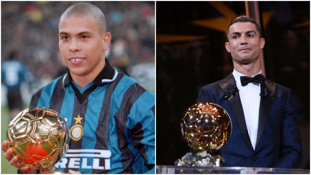 Exportero del Inter asegura que Cristiano está lejos de Ronaldo Nazario
