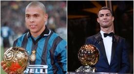 Novas comparações entre os Ronaldos não param. BeSoccer