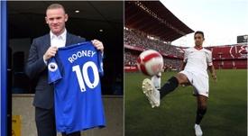 Rooney et Jesus Navas. BeSoccer