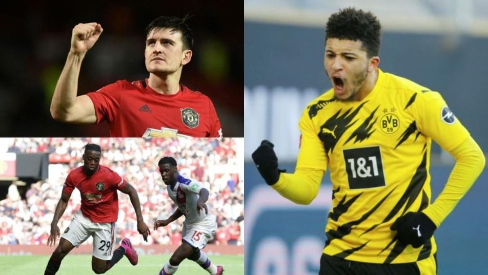 United boast three of the most expensive players on the market. AFP