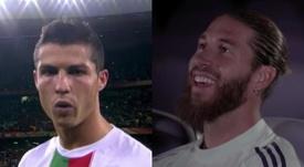 Así reaccionó Ramos al volver a ver las imágenes. Capturas/PrimeVideo