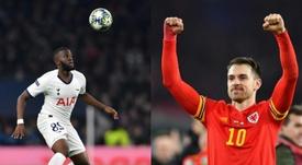 El Tottenham rechazó el intercambio. AFP
