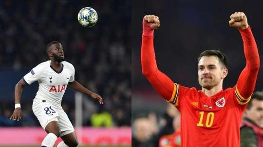 Tottenham rejected the swap deal. AFP
