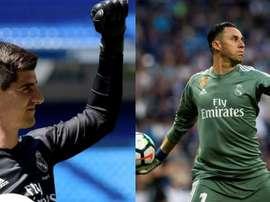 El debate de la portería del Bernabéu sigue en el aire. BeSoccer