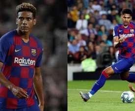 A vote of confidence. FCBarcelona/EFE